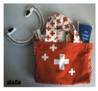 kit couture docteur