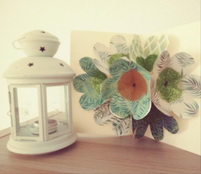 Carte Fleurs Oui Are Makers Partageons Notre Creativite